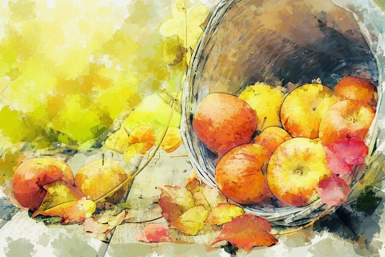 Ябълката: за красота сутрин и за здраве - вечер