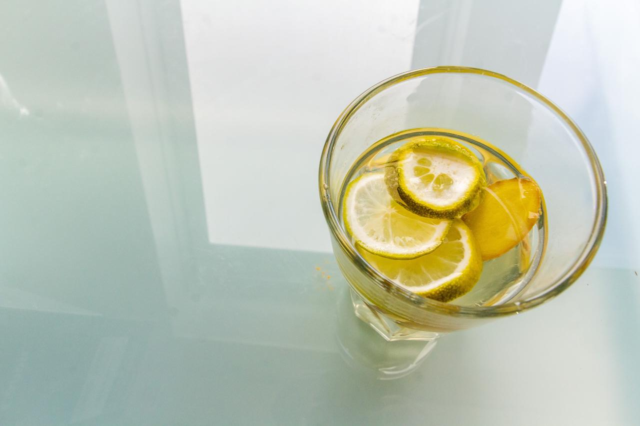 Рецепта за домашна лимонада
